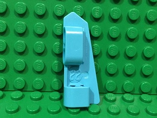LEGO 62531 Technic Panel Curved 11x3 with 2 Pin Holes through Panel Surface x1