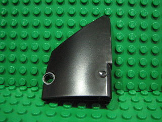 Technic, Panel Fairing #13 Large Short Smooth, Side A 黑