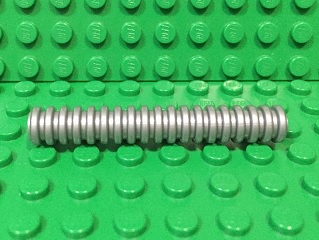 Hose, Ribbed 7mm D. 6L 平光銀