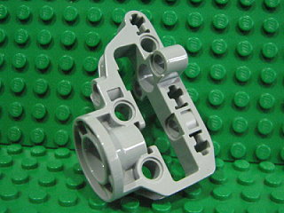 Technic, Steering Portal Axle, Housing 淺藍灰