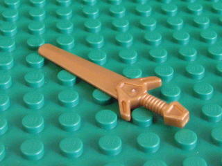 (Minifig Weapon)武器:
