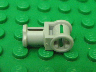 Technic Connector with Axle hole 淺藍灰色